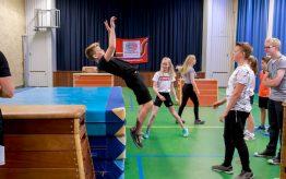 Workshop school onderwijs Free Running