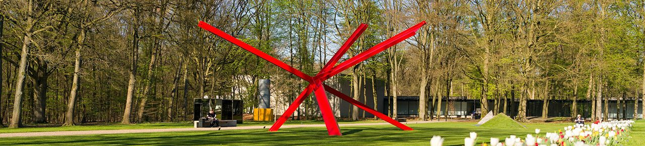 Kroller Muller Museum Workshop