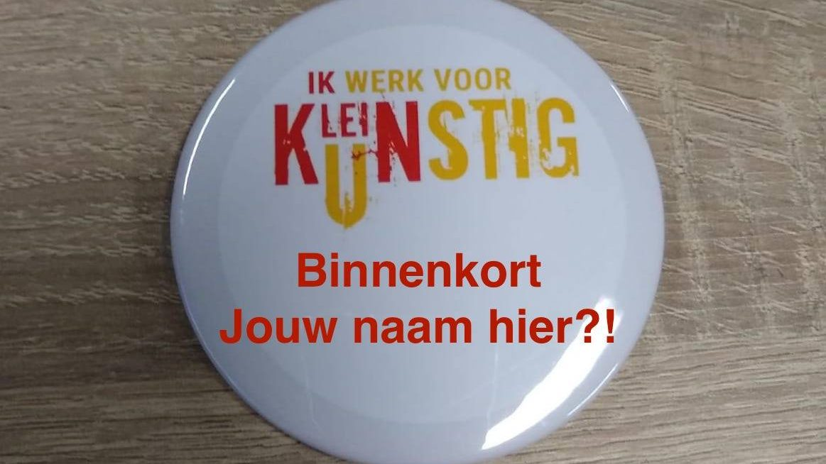 button vacature