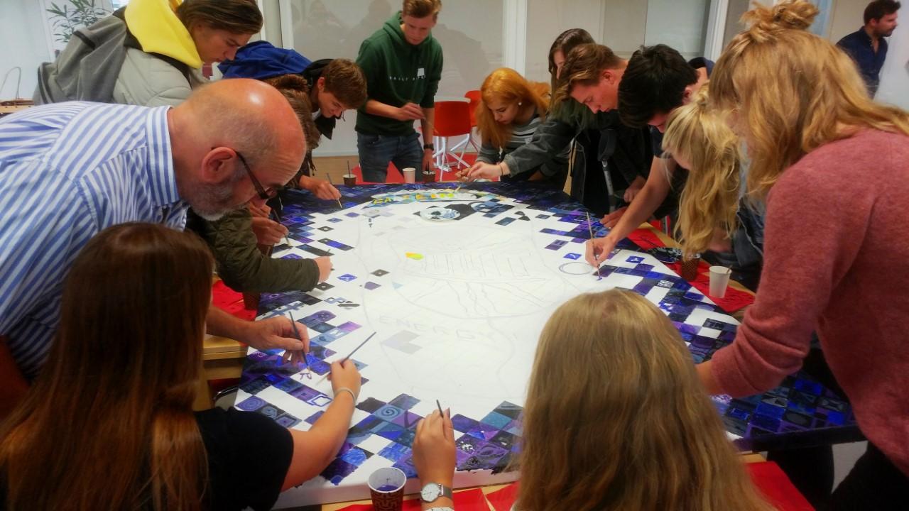 Workshop-Groepskunstwerk-beeldend-school-2