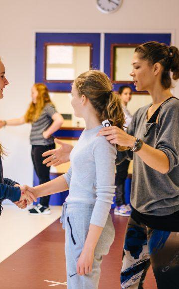 workshop choreografie